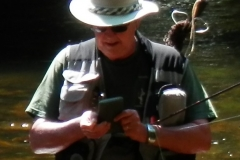 John, the Silver Fly Fisher