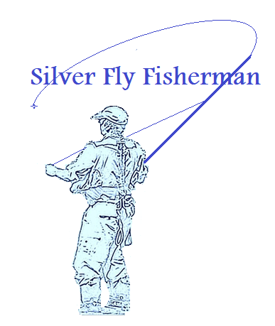 Silver Fly Fisher Logo